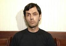 Юнис Сафаров после задержания. Фото: vesti.az