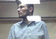 """Эмир-Усеин Куку в суде. Фото: """"Крымская солидарность"""""""