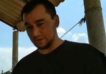 """Исмаил Рамазанов. Кадр видео """"Крымской солидарности"""""""