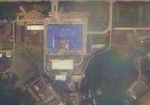 Спутниковый снимок центра в Санумдоне. Источник: washingtonpost.com