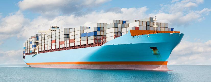 Доставка морских грузов из Китая