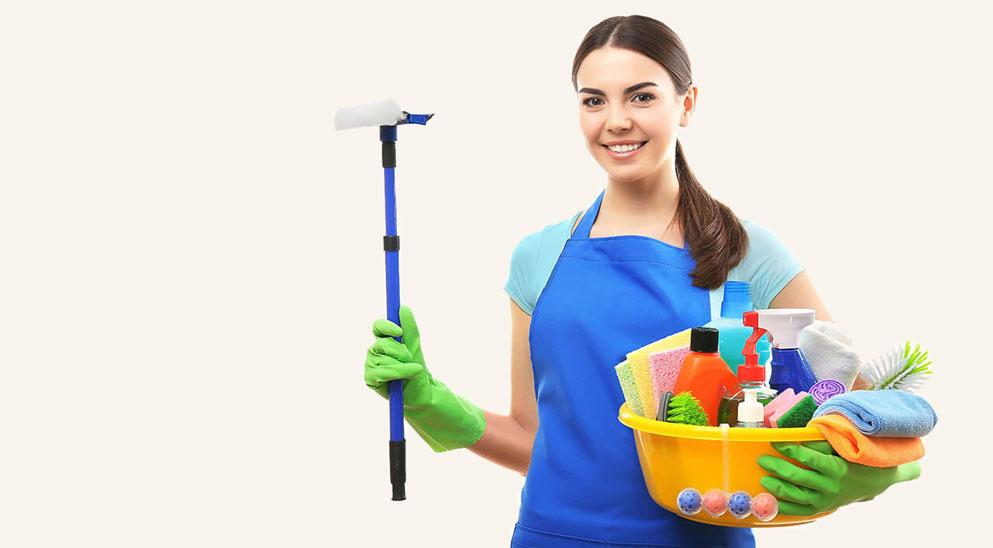 Специализированные работы по уборке помещений