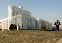 Белый дом. Фото Дмитрия Борко/Грани.Ру