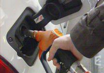 Бензозаправка. Кадр EuroNews