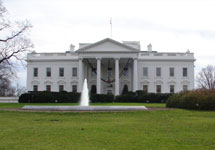 Белый Дом. Фото с сайта WhiteHouse.Gov