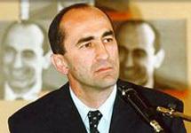 Роберт Кочарян. Фото с сайта www.armenianembassy.ru