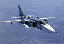 Су-24. Фото с сайта Минобороны