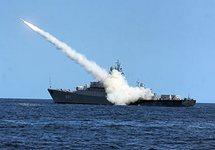 """Пуск ракеты """"Калибр-НК"""". Фото: mil.ru"""