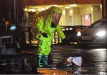 Дезинфекция в Солсбери. Фото: solentnews.co.uk