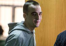 Юлий Бояршинов в суде, 19.04.2018. Фото: zona.media
