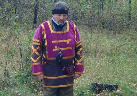 Против лидера уральских неоязычников открыли дело за репост