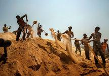 Золотые прииски Ндассима. Фото: Marco Gualazzini/laif