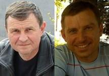 Владимир Дудка и Алексей Бессарабов. Источник: crimeahrg.org