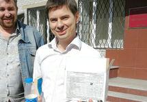Станислав Калиниченко. Фото: ФБ-страница Ксении Пахомовой