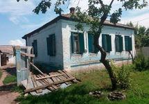 Дом со сгоревшей верандой в поселке Уразово. Фото: belpressa.ru