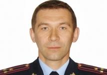 Дмитрий Кандидатов. Фото: 25.мвд.рф