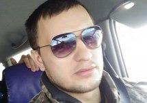 Антон Ангел. Фото с личной ВК-страницы