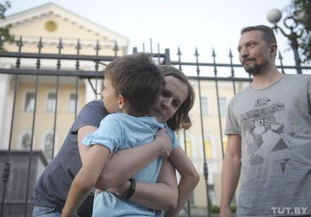 В Белоруссии отпустили большинство задержанных журналистов