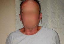 Задержанный россиянин. Фото пресс-центра ООС