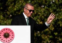 Реджеп Тайип Эрдоган. Фото: aa.com.tr