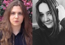 Анна Павликова и Мария Дубовик