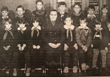 Лидия Барабанова (в центре). Источник: navalny.com