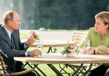 Владимир Путин и Ангела Меркель. Фото: bundeskanzlerin.de