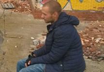 Провокатор Роман Уматов. Фото с личной ВК-страницы