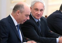 Антон Силуанов и Андрей Белоусов. Фото: kremlin.ru