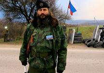 Братислав Живкович в Донбассе. Фото: 24tv.ua