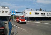 Дзержинск: у завода им.Свердлова после взрыва. Фото: nn.ru