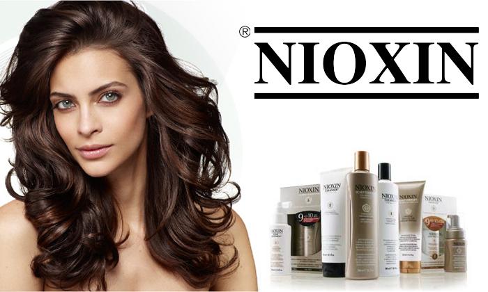 Линия косметики для оздоровления волос Ниоксин