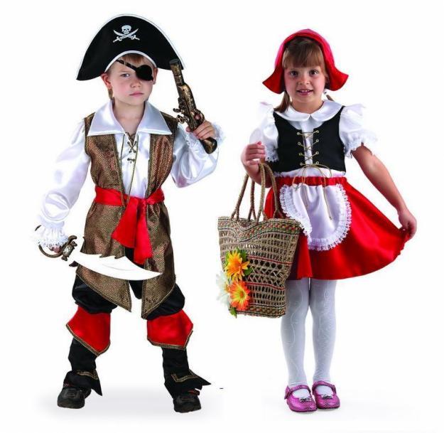 Детские карнавальные костюмы на любой праздник