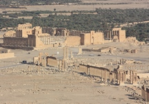 Пальмира. Фото: Википедия