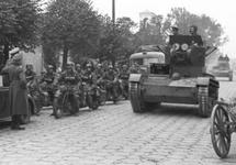 Совместный парад Красной армии и Вермахта в Бресте, 22.09.1939. Фото: Bundesarchiv