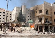 Идлиб. Фото с сайта www.aljazeera.com