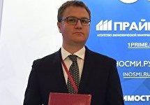 Олег Осипов. Фото: россиясегодня.рф