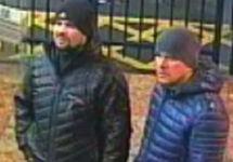 Александр Петров и Руслан Боширов. Источник: Metropolitan police
