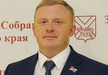 Андрей Ищенко. Фото: zspk.gov.ru