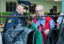 Михаил Федотов (справа) в ИК-2 в Воронеже. Фото: fsin.su
