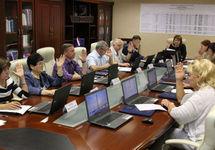 Заседание Приморского крайизбиркома. Фото: primorsk.izbirkom.ru