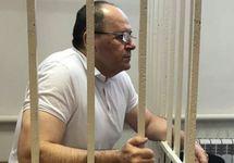 Оюб Титиев в суде, 20.09.2018. Фото: kavkazr.com