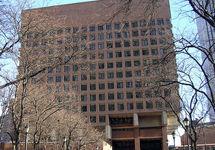 Штаб-квартира полиции Нью-Йорка. Фото: Википедия