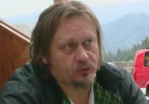 Олег Воротников в Австрии. Кадр НТВ