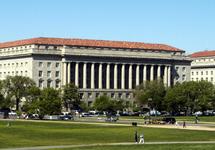 Минторг США. Фото: Википедия