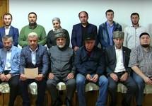 Активисты объявляют о созыве общегражданского форума. Кадр видео