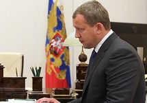 Сергей Морозов. Фото: kremlin.ru