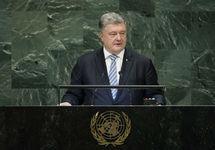 Петр Порошенко в ООН. ФОто: president.gov.ua