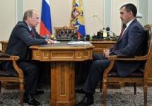 Евкуров: Путин просил меня не разгонять протестующих