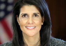 Постпред США в ООН Хейли уходит в отставку